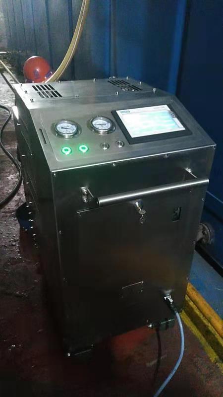 威世能滤油机